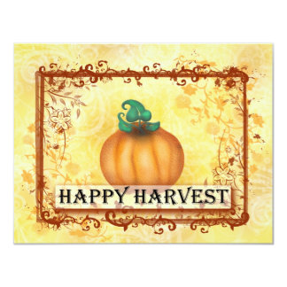 Happy Harvest Card