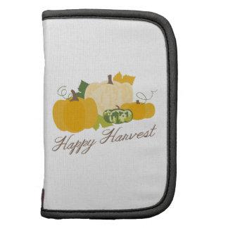 Happy Harvest Folio Planners
