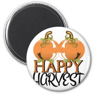 Happy Harvest Magnet