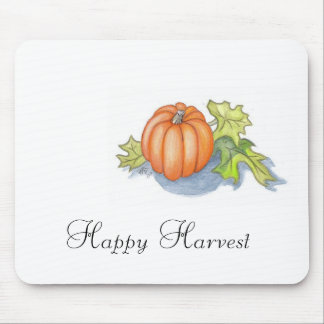 Happy Harvest Mouse Pad
