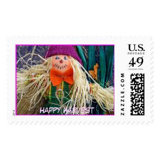 Happy Harvest Postage