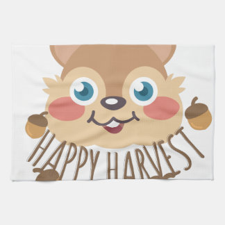 Happy Harvest Towels
