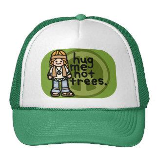 happy hat. trucker hat