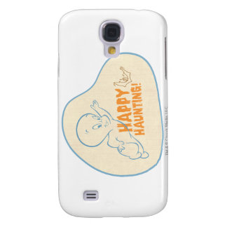 Happy Haunting Galaxy S4 Cover