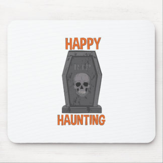 Happy Haunting Mouse Pad
