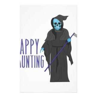 Happy Haunting Stationery