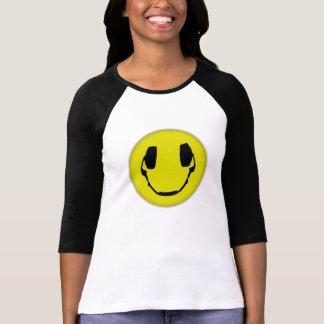 Happy Headphone Tee Shirts