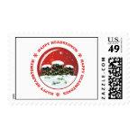 Happy Headstones! Stamp