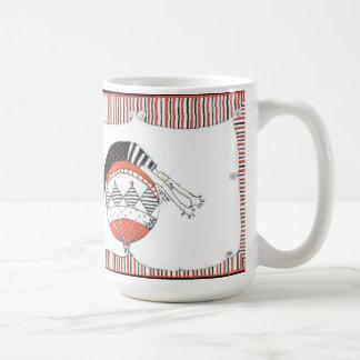 Happy, Healthy and Balanced Coffee Mug