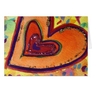 Happy Heart Card