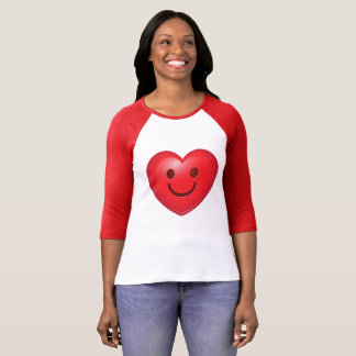 Happy Heart Emoji T-Shirt