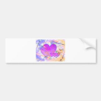 Happy Heart Gifts Bumper Sticker