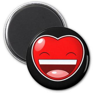 Happy Heart Magnet