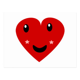 Happy Heart Postcard