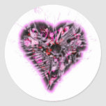 HAPPY HEARTED stickers