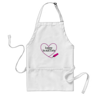 Happy Heartists Apron