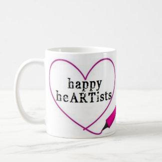 Happy Heartists Mug