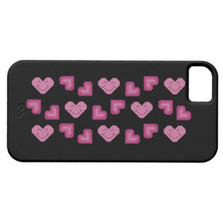 Happy Hearts iPhone 5 Case