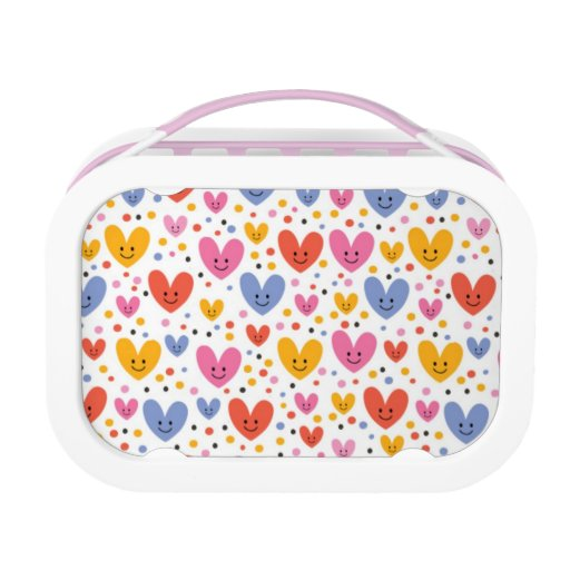 Happy Hearts Lunch Box