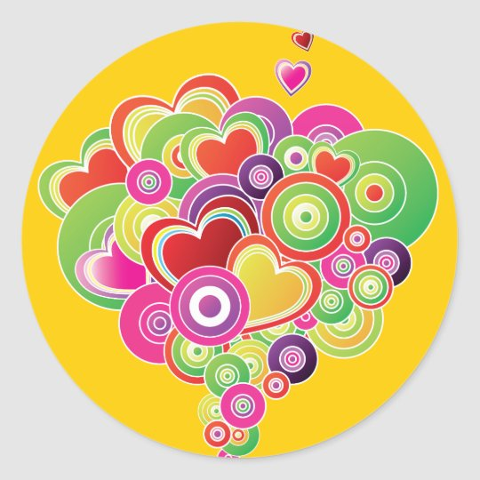 Happy Hearts Reward Stickers
