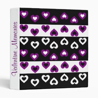 Happy Hearts Valentine Binder