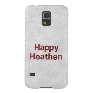 Happy Heathen Galaxy S5 Cover