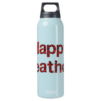 Happy Heathen Insulated Water Bottle