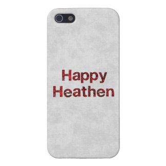 Happy Heathen iPhone 5 Cases