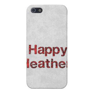 Happy Heathen iPhone 5 Cover
