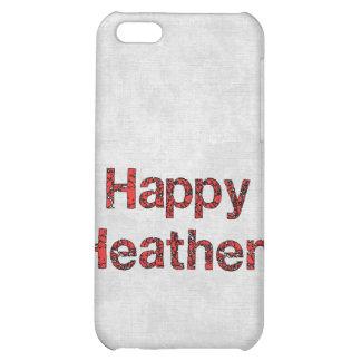Happy Heathen iPhone 5C Covers