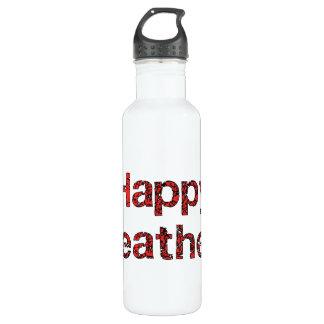 Happy Heathen Water Bottle