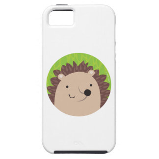Happy Hedgehog - Woodland Friends iPhone SE/5/5s Case