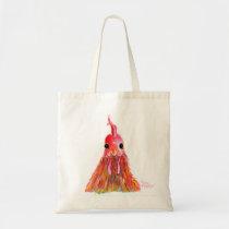 Happy Hen Chicken ' QUEENIE ' by Shirley MacArthur Tote Bag