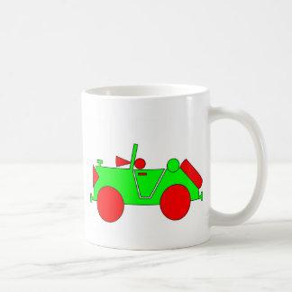 Happy Henry Classic White Coffee Mug