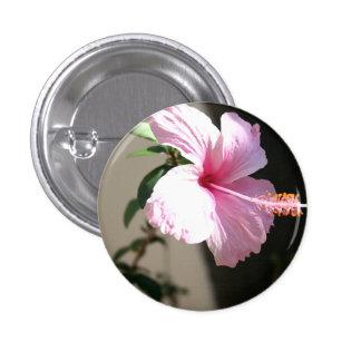 Happy Hibiscus Too Pinback Button