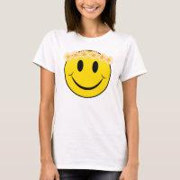 Happy Hippie Daisy T-Shirt