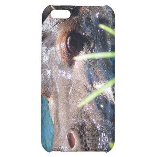Happy Hippo iPhone 4 Case