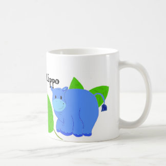 Happy Hippopotamus Coffee Mug