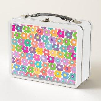 Happy Hippy Lunchbox