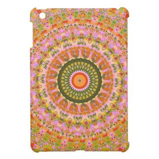 Happy Hippy Mandala iPad Mini Cover