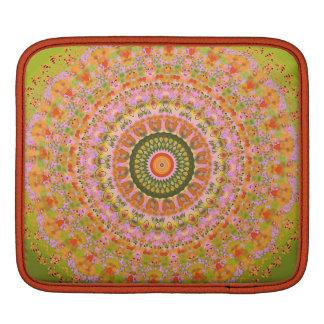 Happy Hippy Mandala Sleeve For iPads