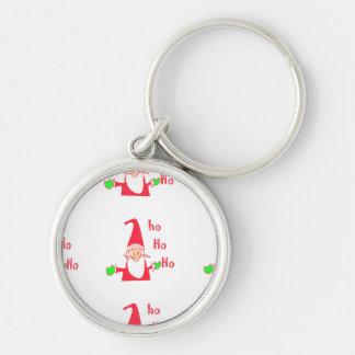 Happy Ho hohoho Santa lovely Keychain