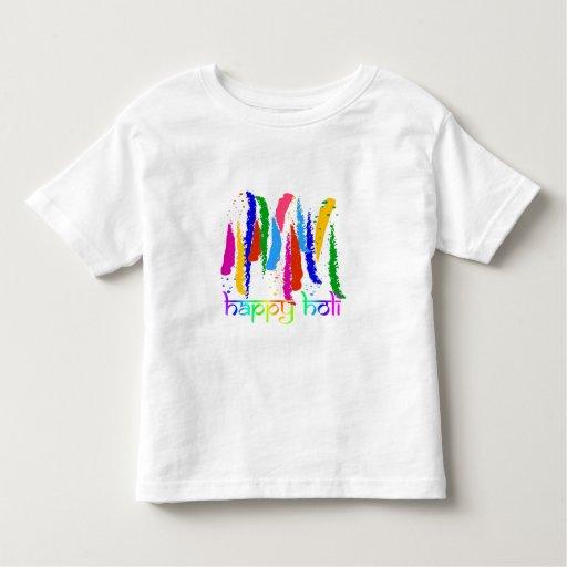 Happy Holi - Holi Hai Toddler T-shirt