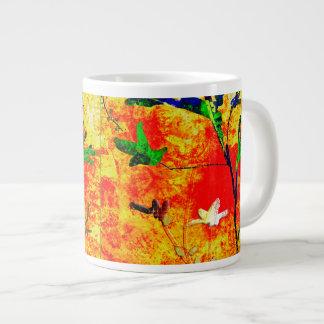 Happy Holiday Giant Coffee Mug