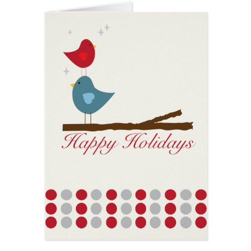 Happy Holiday! Note Card