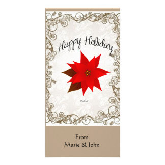 Happy Holiday Photo Card