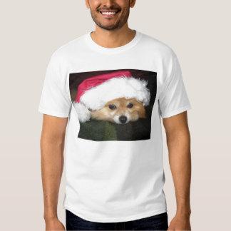 happy holiday pom t shirt