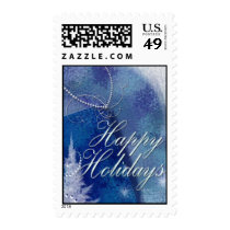 Happy Holiday Postage