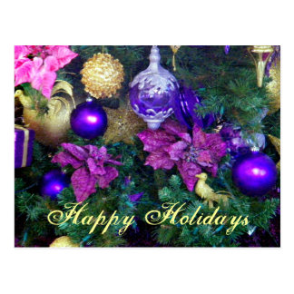Happy Holiday_ Postcard