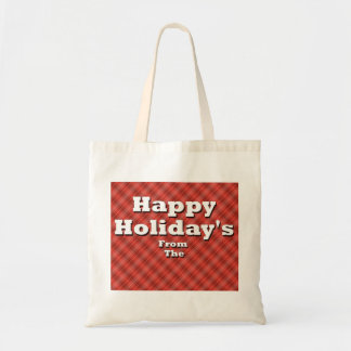 Happy Holiday s From The Tote Bags